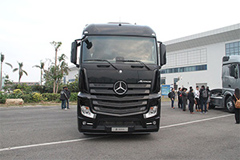 Daimler to Revamp China Plant to Make Mercedes-Benz-branded Actros Truck