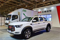JAC Motors' Gorgeous Bloom in 2020 Macau Automobile Exposition