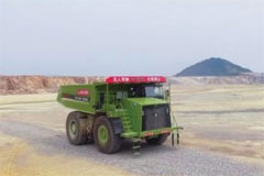 Shandong Pengxiang Wide Body Mining Dumper Equipped with Allison Transmission
