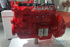 DCEC Awarded as Leading Enterprise in Internal Combustion Engine Industry