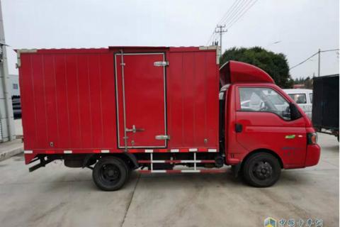 JAC Kaida X5 Mini Truck 1.5L 113HP 3.5m Single Row Mini Truck