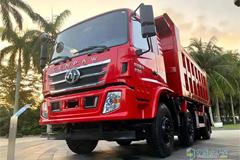 Hongyan GENPAW 280hp 6X2 Dumper+SDEC Power+FAST Gearbox
