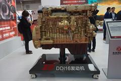 Dongfeng Longqing DDi16 Power
