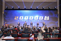 Weichai Rolls Out Its 200,000th Unit Engine with National VI Emission Standards
