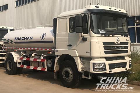 SHACMAN Oil Tank+Weichai Power+FAST Transmission