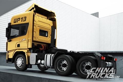 SHACMAN X3000 Trailer Truck