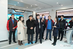 Diplomatic Envoys from 12 Countries Visit SHACMAN