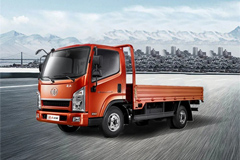 FAW Hongta Lion S3 Light Truck+Yunnei Power+Wanliyang Transmission