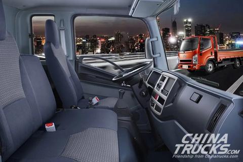 FAW Hongyan Gongshi S3 Light Truck