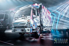 Dongfeng CAPTAIN Xingyun Truck+DCEC Power+FAST Transmission
