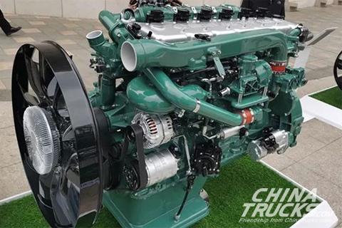 FAWDE Aowei CA6SM4 (570HP)