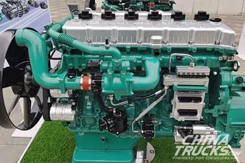 FAWDE Aowei CA6DM3 (500-560HP)