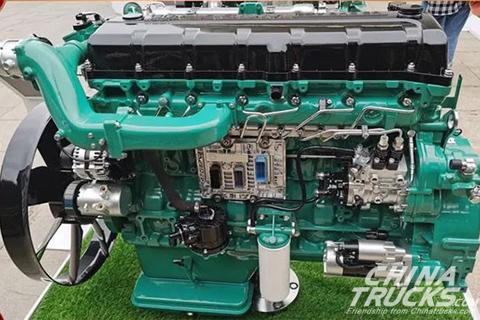 FAWDE Aowei CA6DM2 (460HP)