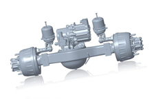 Dongfeng Dana EP-Axle28D