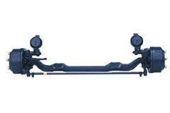 Dongfeng Dana 1.8-2.5T Front Axle