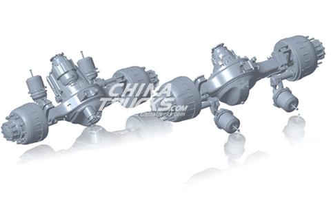 Dongfeng Dana D485 Rear Single Axle