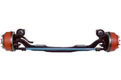 Dongfeng Dana 5.0-8.0T Front Axle