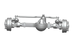 Dongfeng Dana 2.7T Front Driven Axle