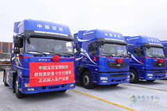 HIGER Delivers World's Largest Batch of Hydrogen-powered Heavy-duty Trucks
