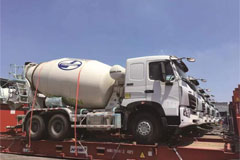 ZOOMLION's Mixer Trucks Are Delivered to Philippine Clients in Batches