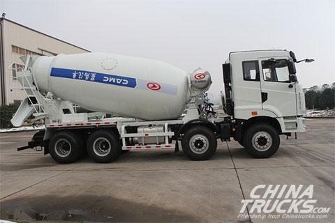 CAMC Concrete Truck Mixer