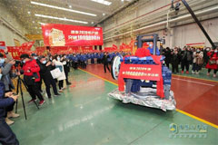 Weichai Engine Sales Exceeded One Million Units in 2020