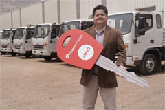 JAC Continues to Be the Leading Truck Brand in Peru for 11 Years in a Row