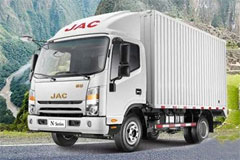 JAC light Truck Ranked no.1 in Sales of Peru Chinese Brand for 11 Consecutive Ye