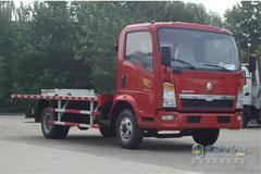 SINOTRUK HOWO Light Flat-bed Transport Vehicle