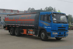 FAW chemical truck 25CBM 6*4