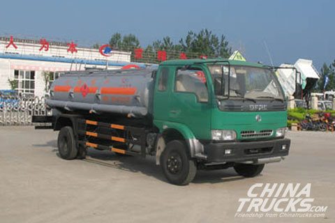 DF DLK liquid transport truck (RHD) 6cmb