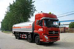 Dongfeng 8*4 27cbm huge chemical tanker+Dongfeng Cummins Power