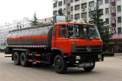 CLW5253GHYT3 Chemical Liquid Tank Truck+DCEC Power
