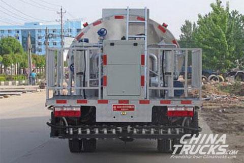 Dongfeng DLK Asphalt Distribution Truck