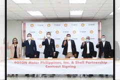 Foton PH, Pilipinas Shell Forge Partnership