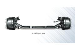 6.5T/8T HANDE Front Axle