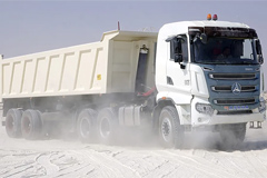 SANY Trucks Contributed to Housing Infrastructure Project in Kuwait
