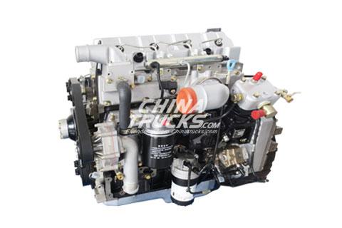 YNF40 electric control high pressure common rail engine