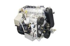 Yunnei D30 Electric Control High Pressure Common Rail Engine