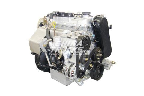 D30 electric control high pressure common rail engine
