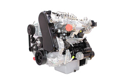 Yunnei D25 Electric Control High Pressure Common Rail Engine