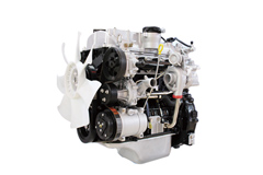 Yunnei D19TCID4 Electric Control High Pressure Common Rail Engine