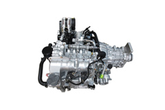 Yunnei D09 energy-saving and environment-friendly engine