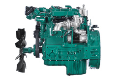 FAWDE POWER-WIN CA4DH1 Series Engine