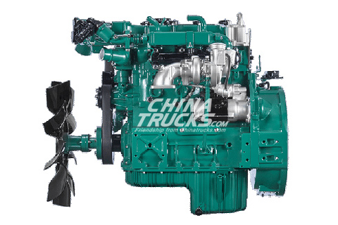 FAWDE CA4DH1 Series Engine