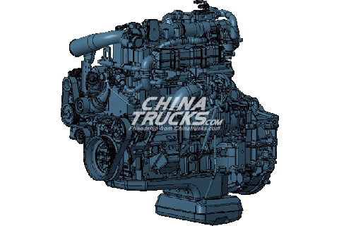 FAWDE POWER-WIN CA4SK1 Series Engine