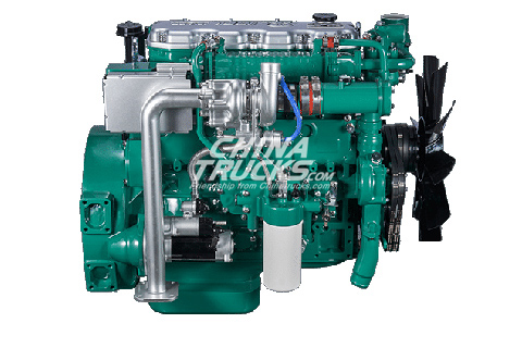 FAWDE POWER-WIN CA4DLD Series Engine