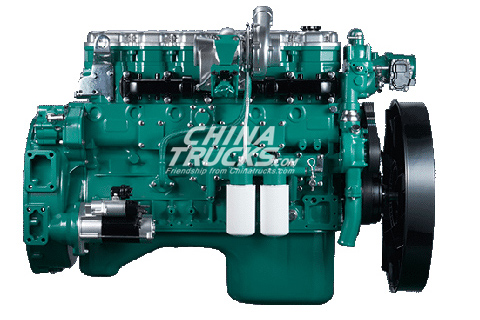 FAWDE POWER-WIN CA6DLD Series Engine