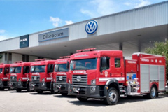 São Paulo Fire Corps Renews Fleet with Allison Fully Automatic Transmissions