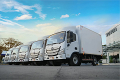 Foton Aumark Be Available for Transporation of COVID-19 Vaccine in Philippines